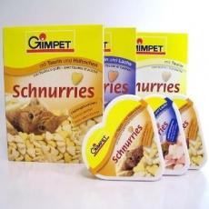 Джимпет 650 т. витамины Курица жёлтый