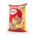 Мяу! для котов хрустящая курочка 11кг