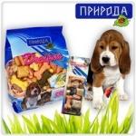 """""""МИКС"""" - десерт для собак всех пород в виде печенья."""