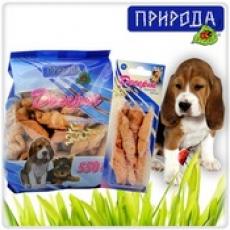 Злаки овсяные – десерт для собак всех пород в виде печенья. 70гр