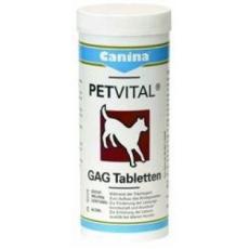 Канина Петвитал ГАГ 90 таб. глюкозамин с экстракт. мидий 250 г