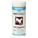 Канина Петвитал ГАГ 600 таб. глюкозамин с экстракт. мидий 500