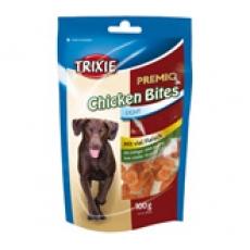 Лакомство для собак куриные кусочки 100гр Трикси