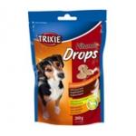 Дропс для собак с беконом 200г Трикси \код 31633\