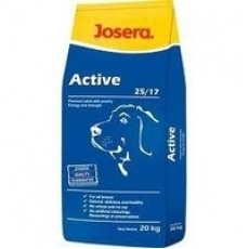 Josera Active 25/17 для взрослых активных собак 20кг