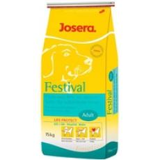 Josera Festival гипоаллергенный корм для собак с лососем и рисом 15кг