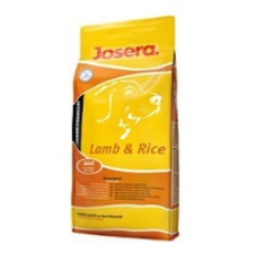 Josera Lamb and Rice корм для собак с ягненком и рисом 15кг