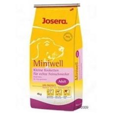 Josera Miniwell сухой корм для взрослых собак мелких пород 15кг