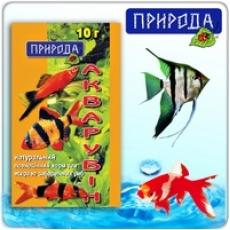 """""""Акварубин"""" 10г - корм для ярко окрашенных рыб"""