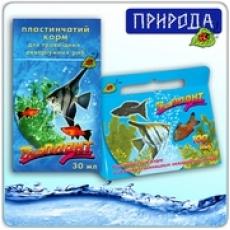 """""""БиоПлант"""" - корм для растительноядных рыб"""
