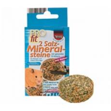 Соль для грызунов с травами 60г Трикси \код 60071\