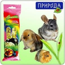 Колосок МУЛЬТИВИТАМИН для грызунов - корм и лакомства для домашних  грызунов