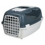 """Trixie Переноска для собак """"Capri 3"""" серый (max 12 кг)"""