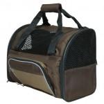 Trixie Переноска-рюкзак для собак корич/беж.