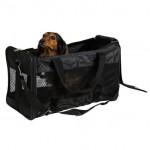 Trixie Сумка-переноска для собак 55х30х30см, черная