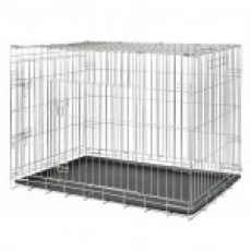 Trixie клетка переносная для собак 78х55х62см