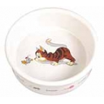 Миска керамика для кошек 0,2л Трикси \код 4007\