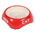 Миска керамическая для кота 0,2л Трикси \код 24498\