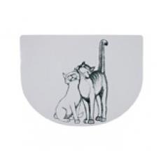 Коврик под миски для котов Трикси \код 24540\