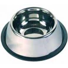 Миска стальная на резин. кольце Трикси для Спаниеля \код2488\