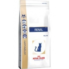 Роял Канин (Royal Canin) Диет Ренал Кэт RF 23 (2 кг)