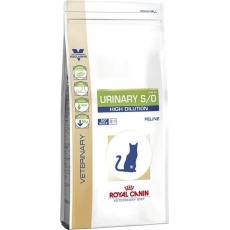 Royal Canin (Роял Канин) Urinary S/O High Dilution Cat (0,4 кг)