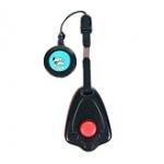 Звуковой вариатор с кнопкой и креплением (кликер) Трикси \код 2287\