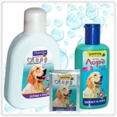 Шампунь «ЛОРД» от блох и клещей для собак