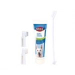 Зубная паста с щеткой для собак Трикси \код 2561\
