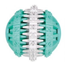 Игрушка для собак Мяч для чистки зубов 7см Трикси \код 32942\