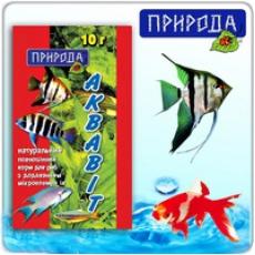 """""""Аквавит"""" 10г - витаминизированный корм для взрослых рыб"""